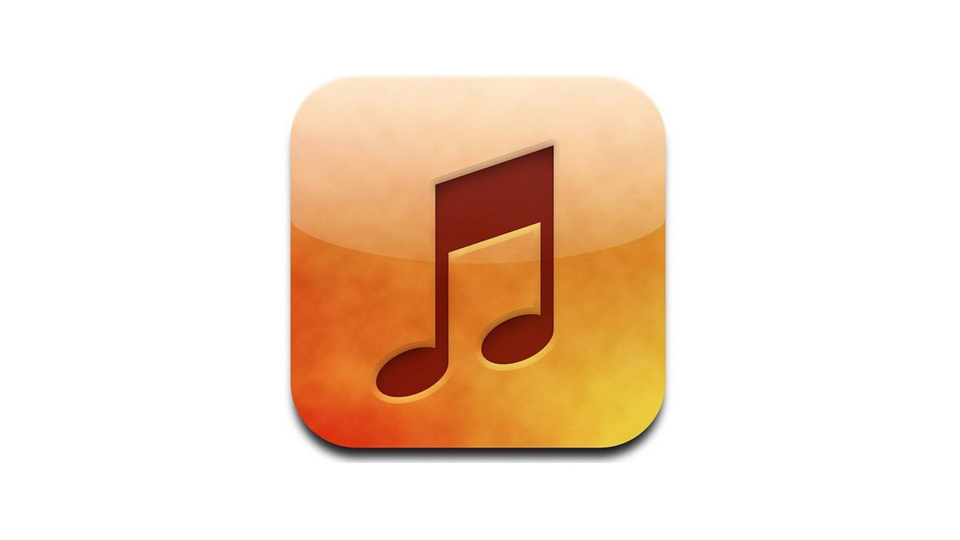 iOS music app icon redesign needed