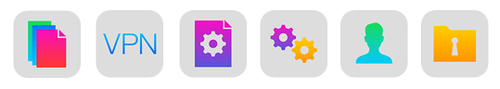 apple ugly icons