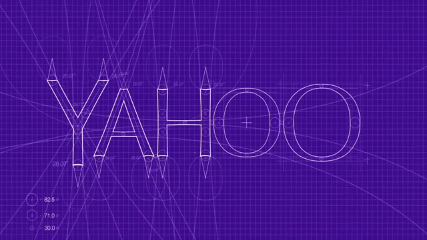 yahoo new logo blueprint